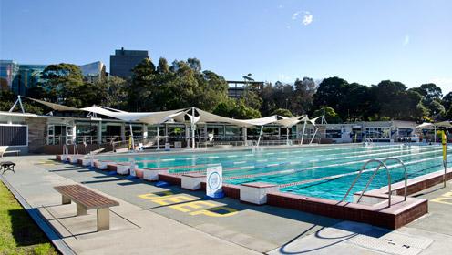 Victoria Park Pool